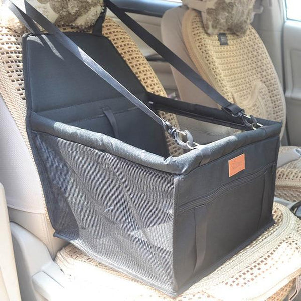 Double Thick Travel Dog Car Seat Hammock | PUP ADDICT