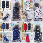 Winter Coat for Small & Medium Dogs