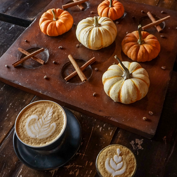 Fall Beverages to Keep You Cozy