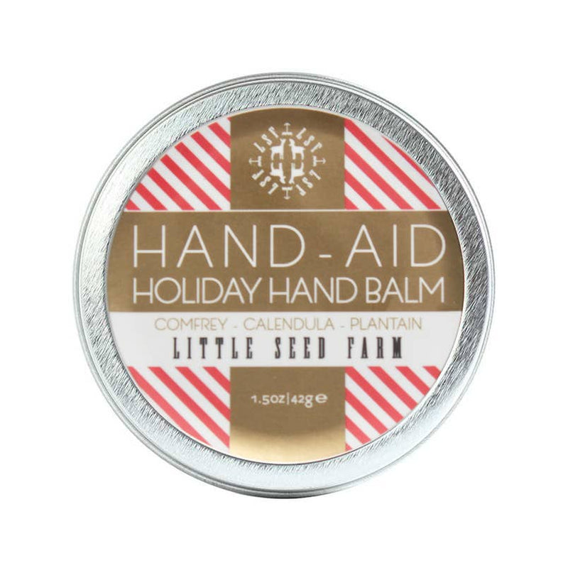 Hand-Aid Holiday Hand Balm by Little Seed Farm