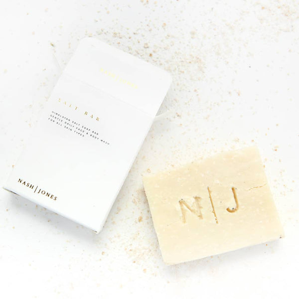 Salt Cleansing Bar by Nash and Jones