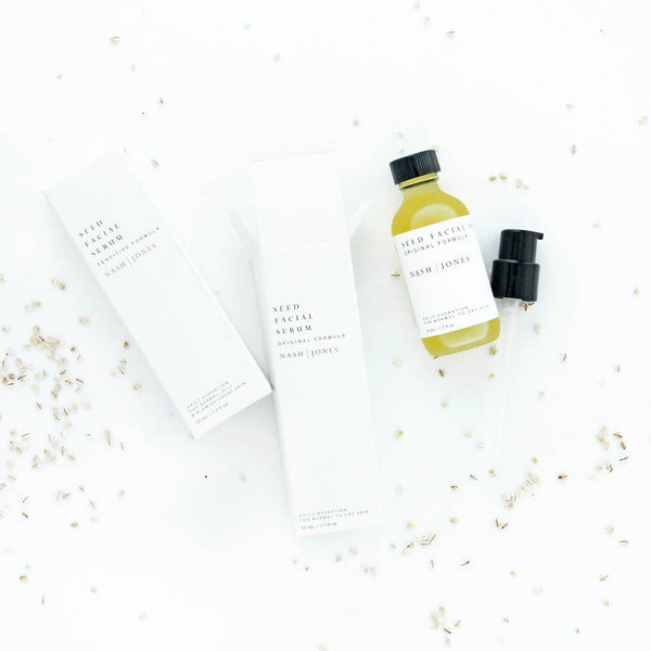 Seed Facial Serum by Nash and Jones