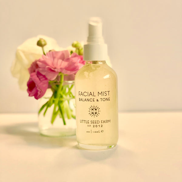 Facial Mist & Toner by Little Seed Farm