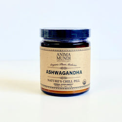 Ashwagandha Root Powder by Anima Mundi