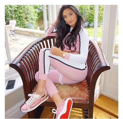 Casual two colour Tracksuit