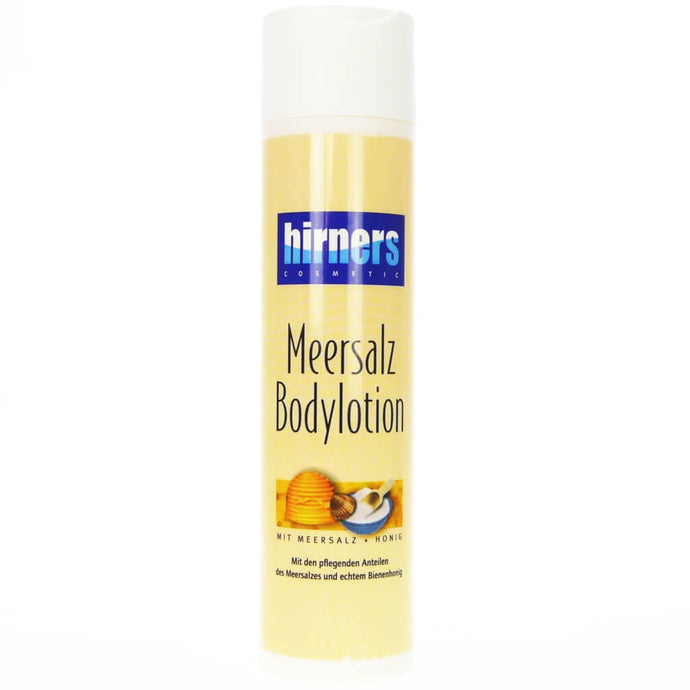 Hirners Meersalz Bodylotion, 250 ml