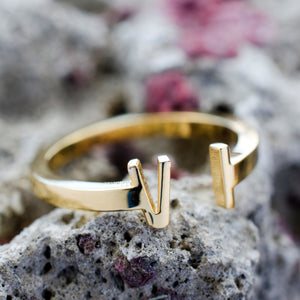 Original Ladies VI Ring_Gold