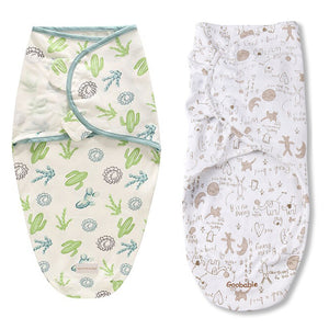 Caboosee Sleep Bundle- Sleepy Time and Cactus Wraps