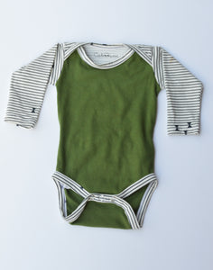 Long Sleeve Caboosee Onesie