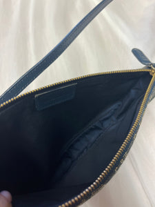 Vintage Dior Saddle Trotter Bag