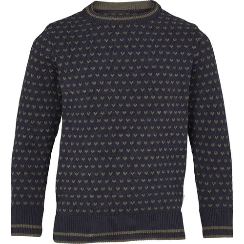 Kronstadt Kids Alfie Recycled Knits Navy/Army
