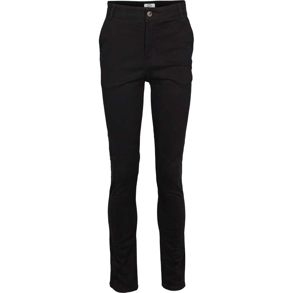 Kronstadt Kids Daniel Chino Pants Black
