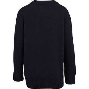 Kronstadt Kids Liam Crew Recycled Knits Navy