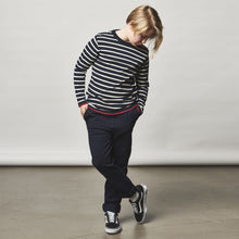 Load image into Gallery viewer, Kronstadt Kids Osin Knits Navy / Off White
