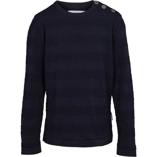 Kronstadt Kids Anthon Knits Navy / Red