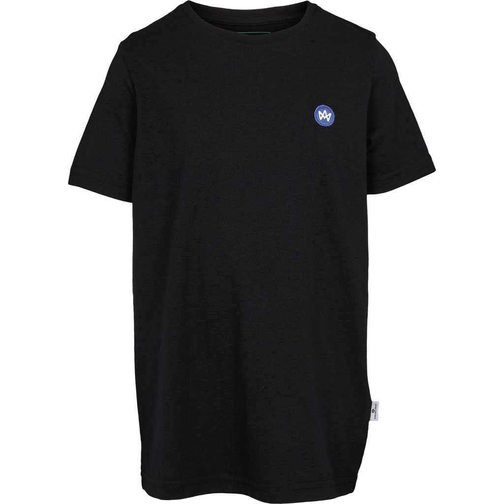 Kronstadt Kids Timmi Recycled Tee Black