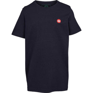 Kronstadt Kids Timmi Recycled Tee Navy