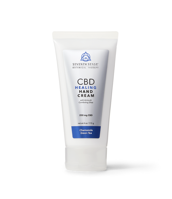 CBD Intensive Hand Cream Chamomile Green Tea