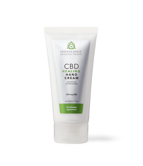 CBD Intensive Hand Cream Eucalyptus Spearmint