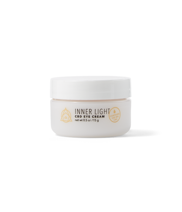 CBD Eye Cream Chamomile Green Tea