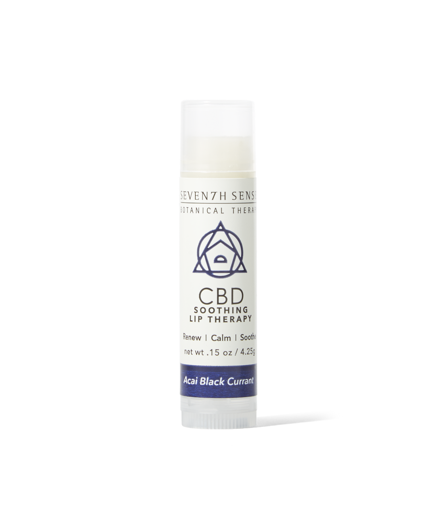 CBD Lip Balm Acai Black Currant