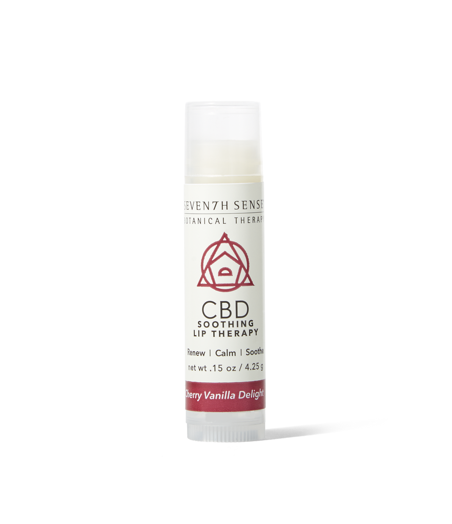 CBD Lip Balm Cherry Vanilla Delight