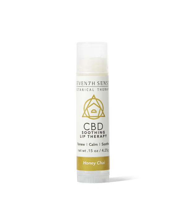 CBD Lip Balm Honey Chai