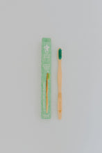 Load image into Gallery viewer, Plastic Free Adult Bamboo Toothbrush
