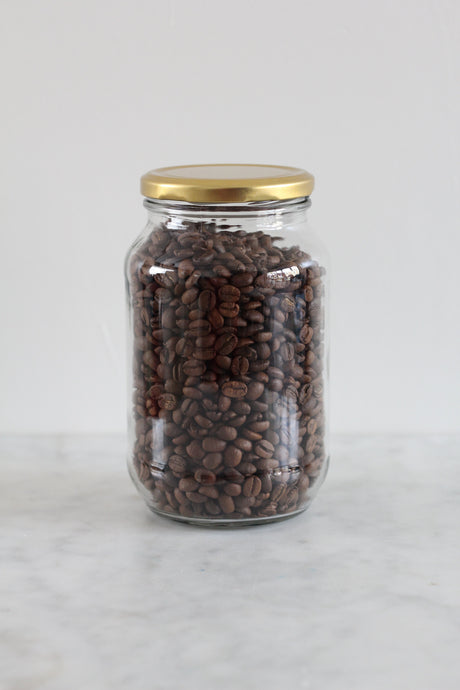 Waste Free Coffee Beans