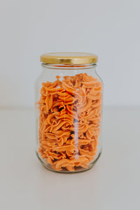 Zero Waste Red Lentil Fusilli