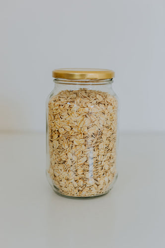 Zero Waste Rolled Oats