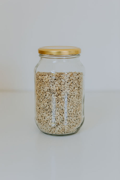 Zero Waste Sunflower Seeds