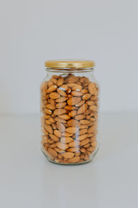 Waste Free Almonds