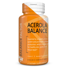 Load image into Gallery viewer, Balance Factor Acerola Balance - Natural Vitamin C Acerola Powder