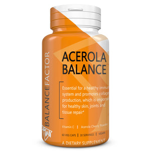 Balance Factor Acerola Balance - Natural Vitamin C Acerola Powder