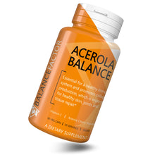 Load image into Gallery viewer, Balance Factor Acerola Balance - Natural Vitamin C Acerola Powder - Tilt