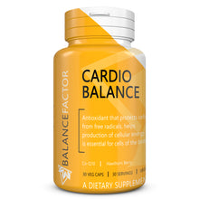 Load image into Gallery viewer, Cardio Balance | CoQ10 | bottle image front view