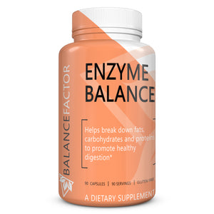 Enzyme Balance bottle image front view