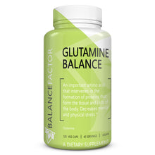 Load image into Gallery viewer, Glutamine Balance | Glutamine | bottle image front view