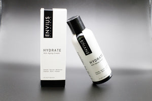 Hydrate Anti-Aging Cream - bottle & Box
