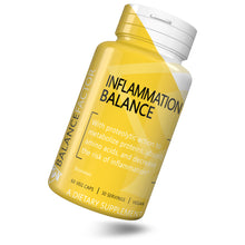 Load image into Gallery viewer, Inflammation Balance | Bromelain | bottle image front view tilted right