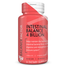 Load image into Gallery viewer, Balance Factor  Intestinal Balance 4 Billion CFU - Probiotics