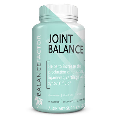 Joint Balance | Glucosamine with Chondroitin | bottle image front view