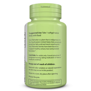 Balance Factor  Male Hormone Balance - Saw Palmetto Berry Extract - Usage