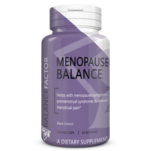 Load image into Gallery viewer, Balance Factor - Menopause Balance - Black Cohosh