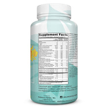 Load image into Gallery viewer, Multi Balance Kids | Multivitamins | bottle image back view