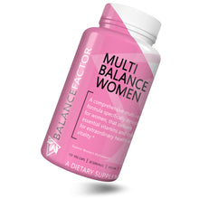 Load image into Gallery viewer, Balance Factor  Multi Balance Women - Women' s Multivitamin - Tilt