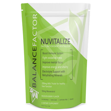 Nuvitalize | Daily Antioxidant Revitalizer | package image front view