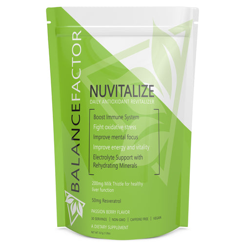 Balance Factor  Nuvitalize  Immune Booster - Daily Antioxidant Revitalizer