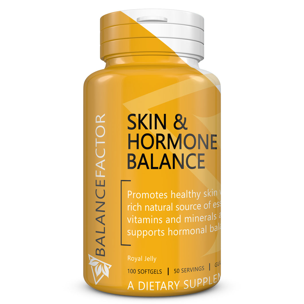 Balance Factor - Skin & Hormone Balance - Royal Jelly